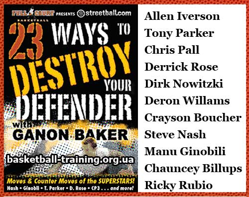 23 NBA Moves To Destroy Your Defender